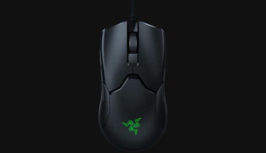 ゲーミングマウス『Razer Viper』、69グラム、独自光学スイッチ、軽量ケーブル採用など現代仕様となって登場