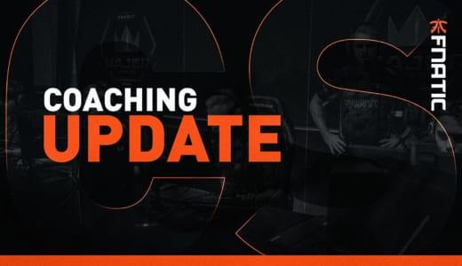 『Fnatic』CS:GO部門の改革第2弾はヘッドコーチ変更、「Jumpy」氏にかわりチームディレクター「Samuelsson」氏が就任