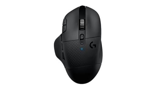 15ボタン搭載、MMOやMOBA向けのワイヤレスマウス『LogicoolG G604 LIGHTSPEEDゲーミングマウス』が2019年11月21日(木)より国内発売開始