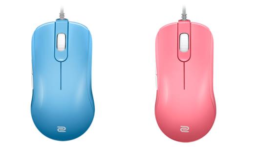 『ZOWIE』が左右対称型ゲーミングマウス『ZOWIE DIVINA FK-B』シリーズを発表、通常版と異なりサイドボタンは左側のみに配置