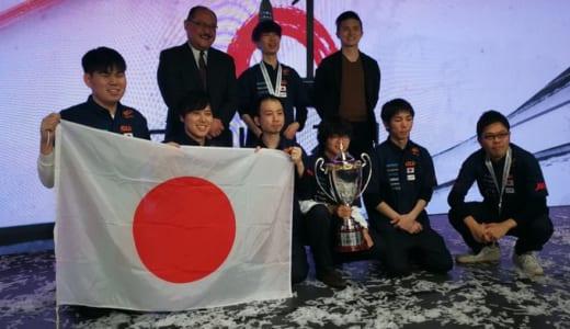 『11th Esports World Championships』で日本が総合優勝、「Dota 2」ベスト8、「鉄拳7」「ウイイレ」準優勝