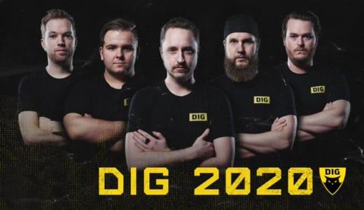 『Dignitas』がCS:GO部門を再結成、元NiPのレジェンドGeT_RiGhT、f0rest、friberg、Xizt、hallzerk、Fifflarenたちと契約