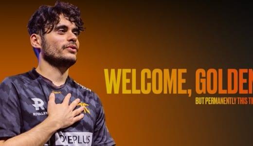 レンタル移籍中のGolden選手、Fnatic CS:GO部門に正式加入