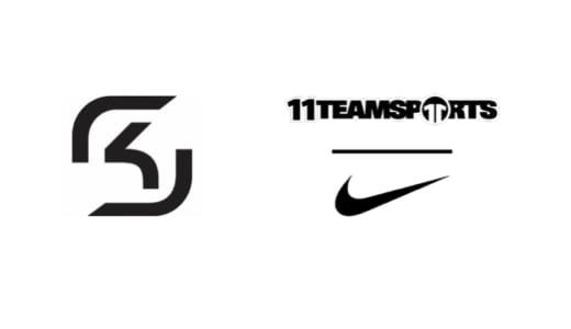 『SK Gaming』が「Nike」「11teamsports」と契約、公式ユニフォームサプライヤー