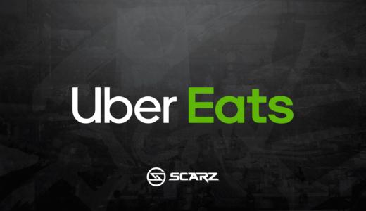 プロeスポーツチーム『SCARZ』がフードデリバリーサービス「Uber Eats」とのスポンサー契約を締結