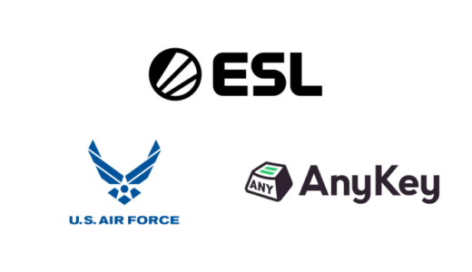アメリカ空軍が『IEM North America 2020』『ESL Pro League Season 11』の公式パートナーに