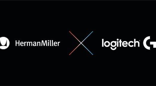 『Logicool G』と『ハーマンミラー』が提携、世界最先端のゲーミングチェアを2020年春に公開