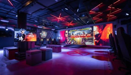 日本発のゲーミングスペース『Red Bull Gaming Sphere』が東京、イギリスに続きスウェーデンにオープン、世界最大のゲーミングセンター『Inferno Online』と連携