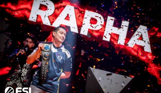 『Quake Pro League STAGE 2 FINALS』で「rapha」が無敗のパーフェクト優勝を達成