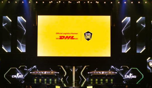 『ESL』と『DHL』、2020年シーズンのスポンサー&公式ロジスティクスパートナー契約を締結、世界4大陸で開催する大会『ESL One』の機材運搬を支援