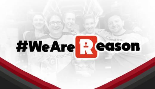 『Reason Gaming』が2017年以来となるCS:GO部門の再始動を発表