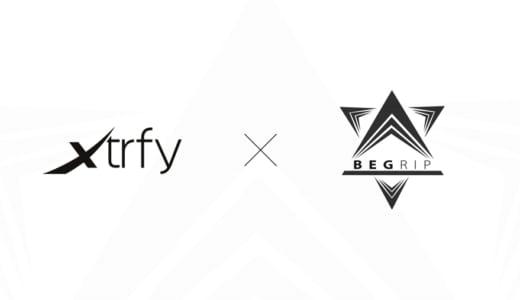 『Xtrfy』が復活したスウェーデン『Begrip Gaming』とのメインスポンサー契約を発表、多数のCounter-Strikeシリーズ レジェンドを輩出