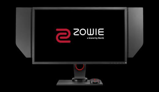 BenQ『ZOWIE』、240hz駆動・応答速度0.5ms・DyAc+機能搭載のeスポーツ向け27インチゲーミングモニター『XL2746S』2020年3月27日(金)より発売開始
