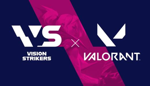 韓国初の『VALORANT』プロチーム『Vision Strikers』設立、CS:GO『MVP PK』の元メンバーが所属