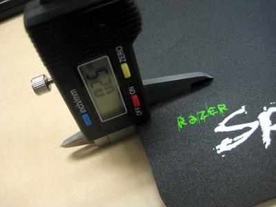 Razer Sphex with SteelSeries Ikari Optical Mouse