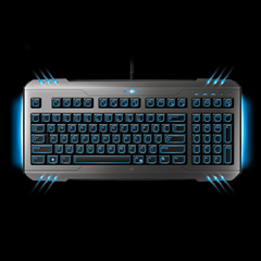 Razer Marauder StarCraft II Gaming Keyboard-1-